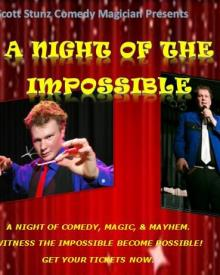 A Night of the Impossible - poster